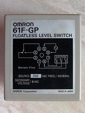 Omron 61f gp