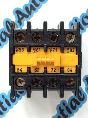 Telemecanique LA1-D22-A65  Auxillary Aux Contact    LA1-D22 A65    LA1D22A65