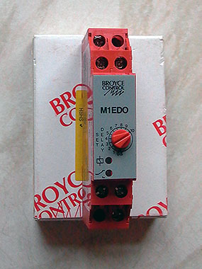 Broyce Controls M1EDO Delay On Timer
