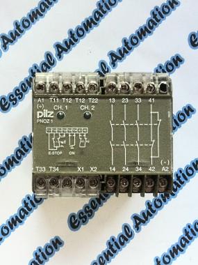 Essential Automation Ltd Pilz Pnoz 1 24vdc 475695