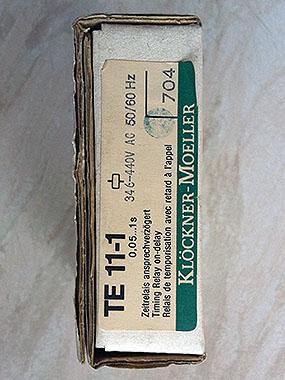 Essential Automation Ltd New Klockner Moeller Te11 1